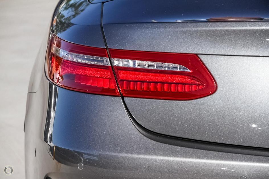 2017 Mercedes-Benz E 300 Cabriolet