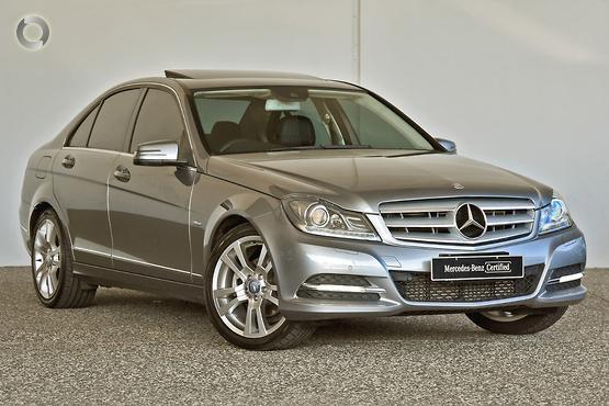 2012 Mercedes-Benz <br>C-CLASS