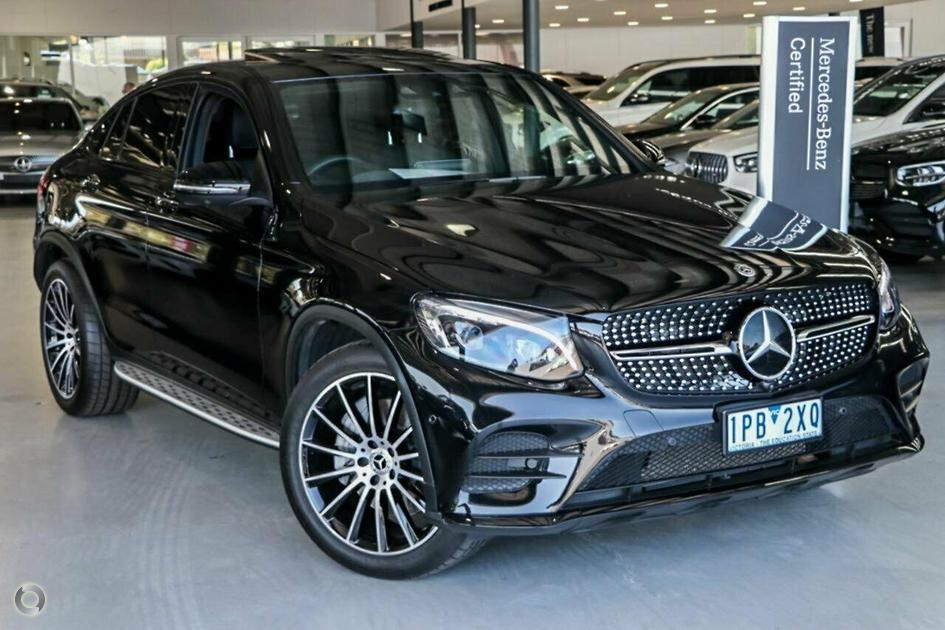 2019 Mercedes-Benz GLC 250 Coupé