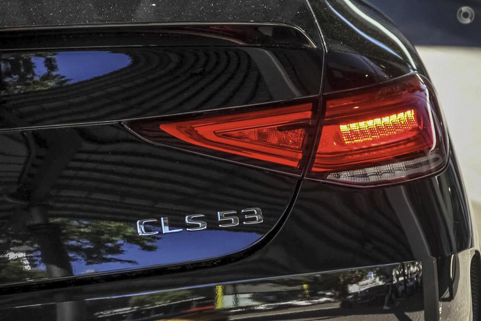 2018 Mercedes-Benz CLS 53 Coupe