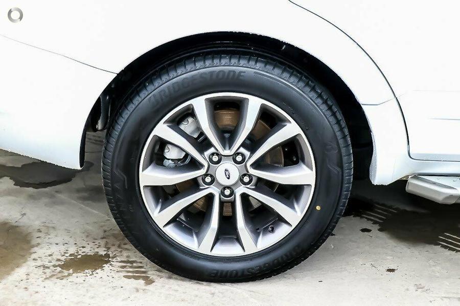 2016 Ford Territory Titanium SZ MkII