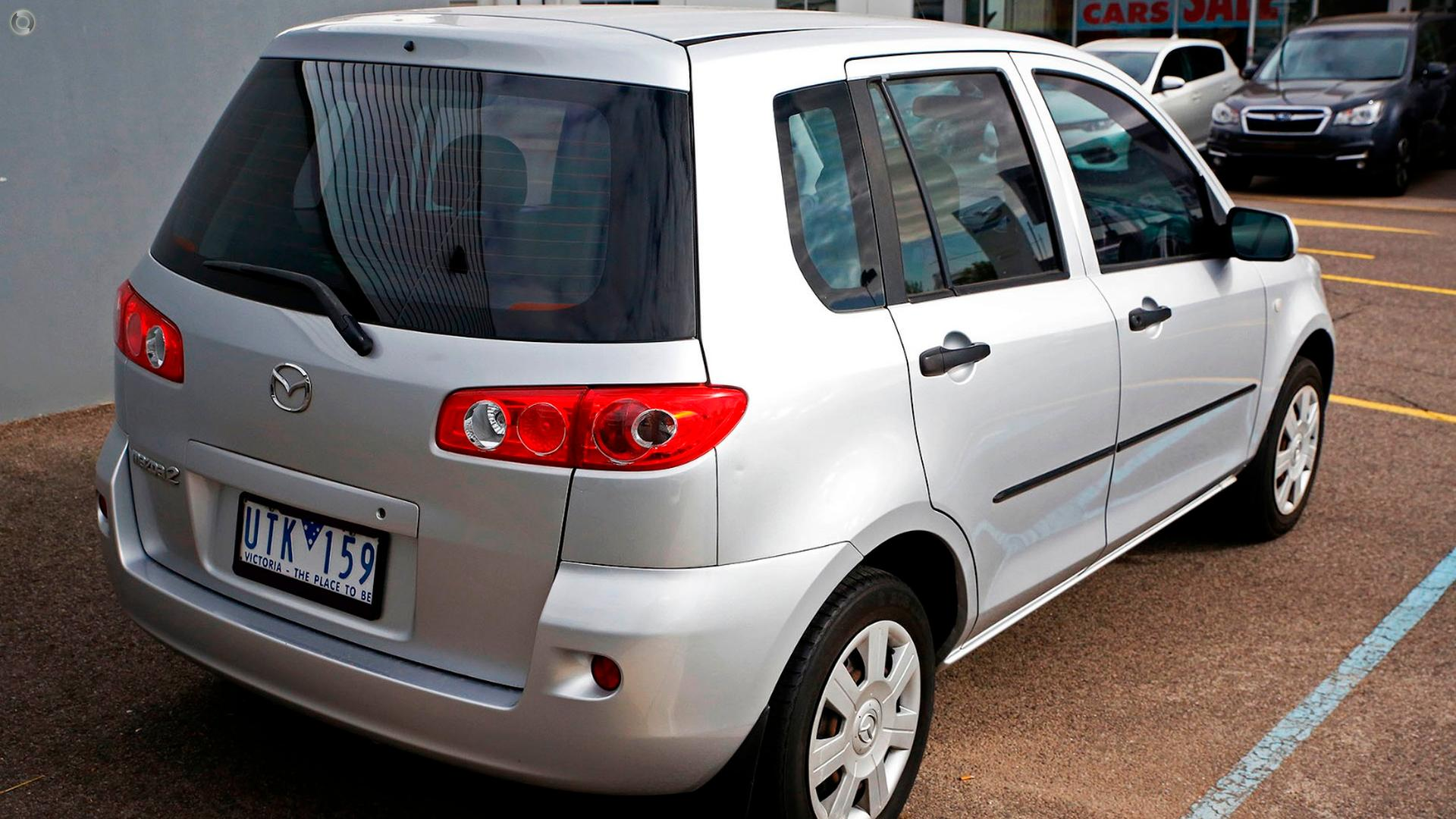 2007 Mazda 2 Neo DY Series 2