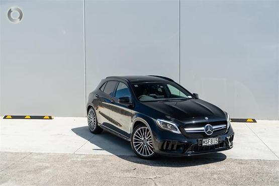 2020 Mercedes-AMG GLA 45
