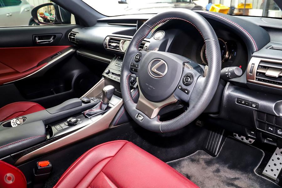 2013 Lexus IS250 F Sport GSE30R