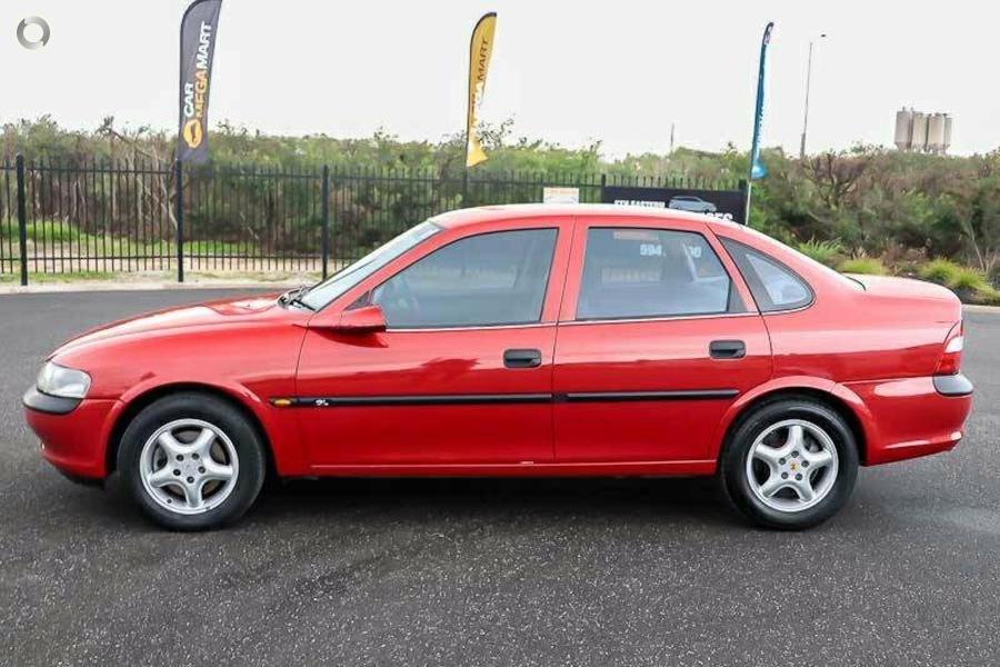 1997 Holden Vectra GL JR