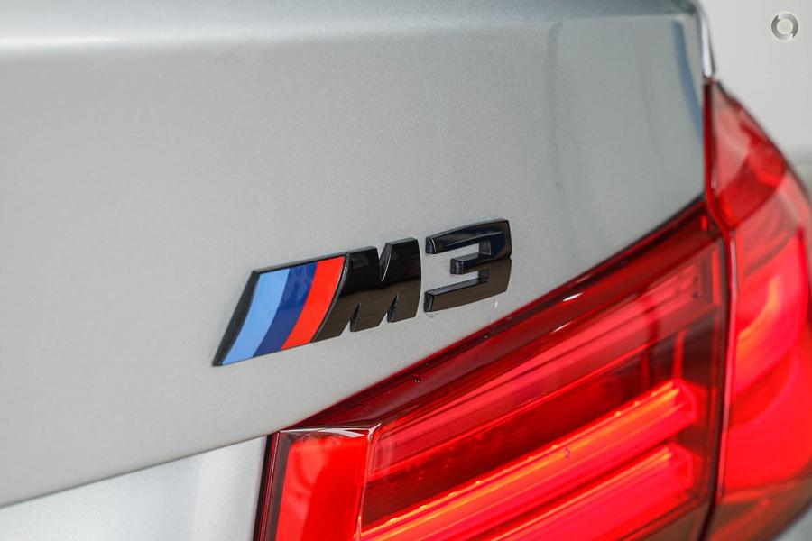 2016 BMW M3 Competition