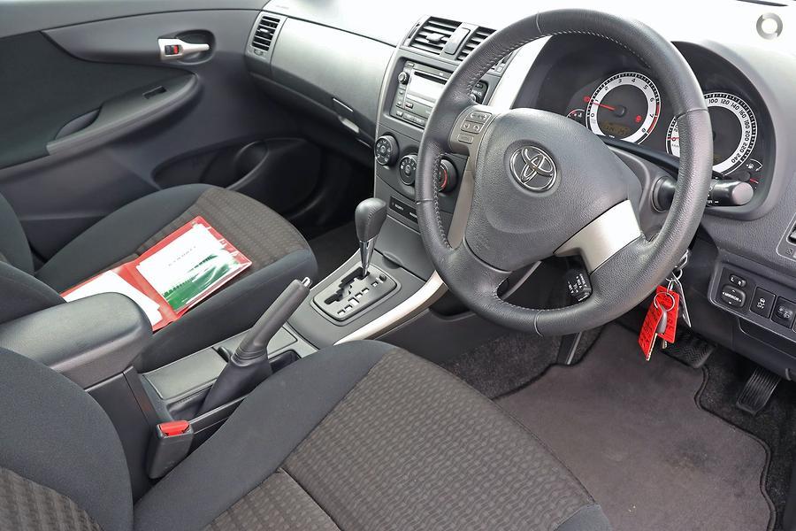 2010 Toyota Corolla Conquest ZRE152R