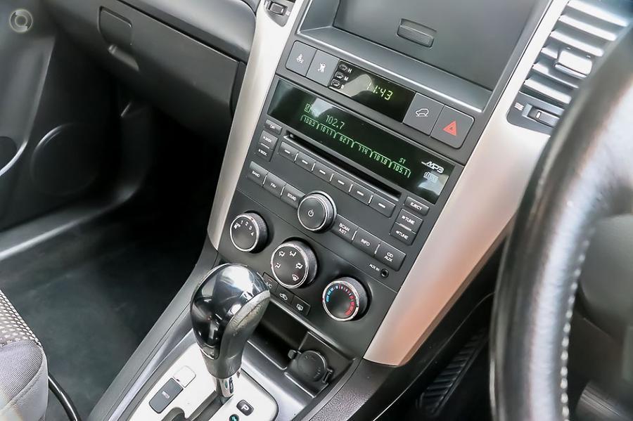 2009 Holden Captiva SX CG