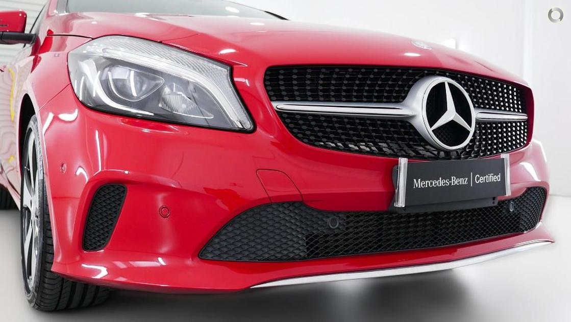 2016 Mercedes-Benz A 200 Hatch