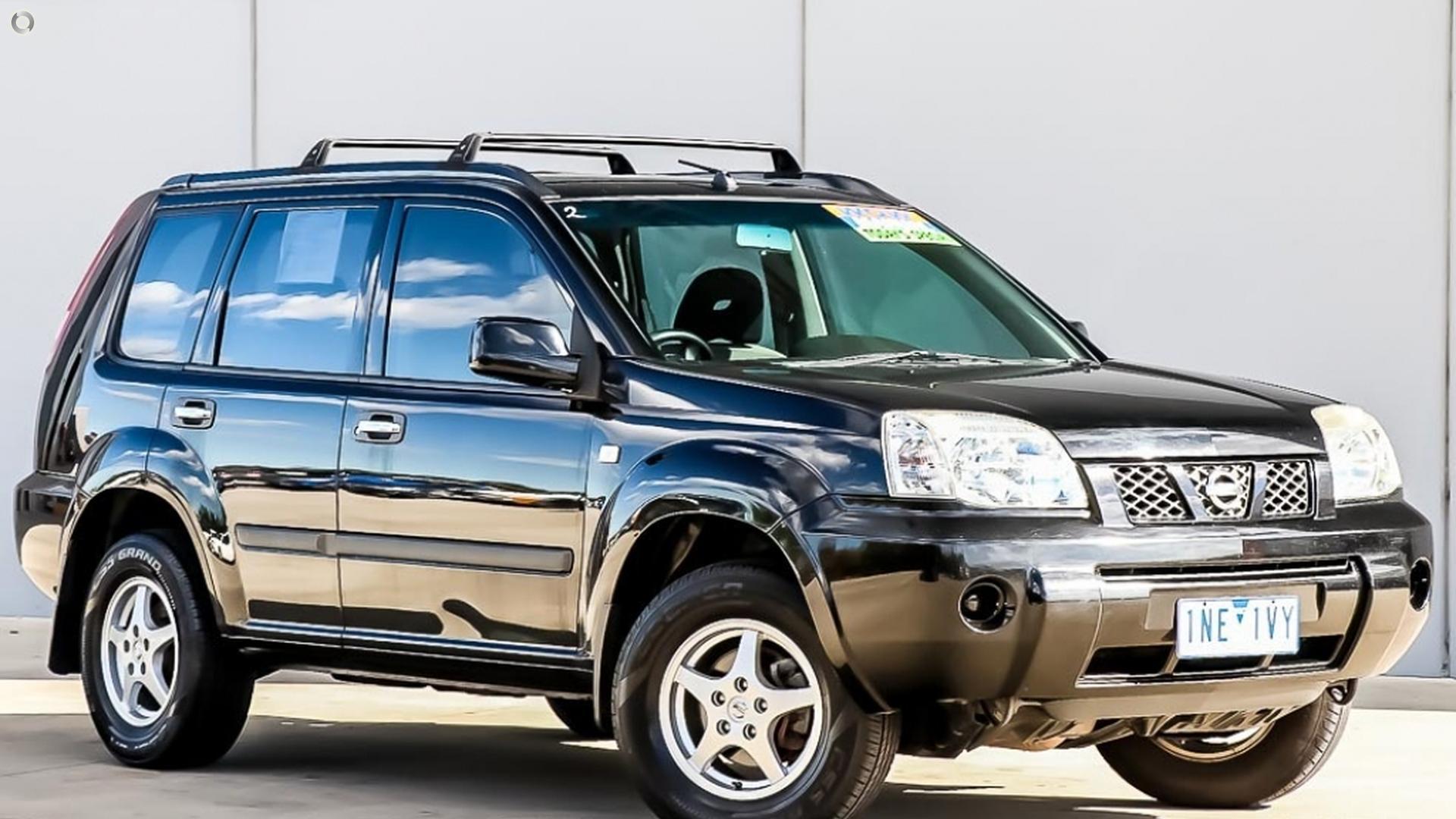 2005 Nissan X-trail T30 II