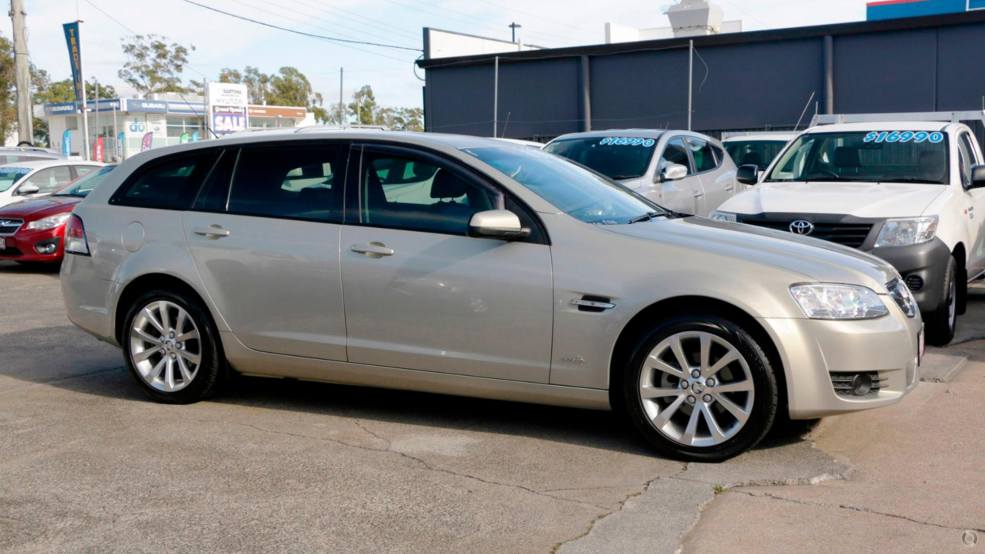 2011 Holden Berlina International VE Series II