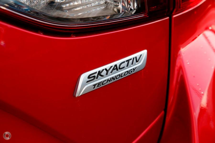 2016 Mazda 3 Maxx BM Series