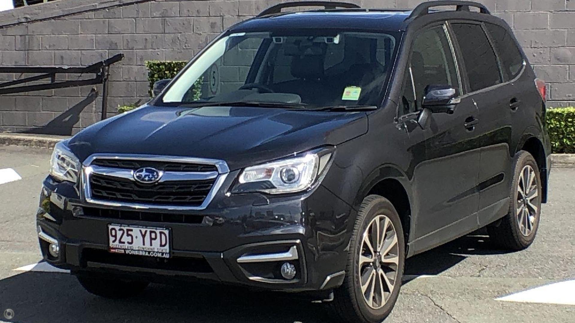 2018 Subaru Forester 2.5i-S S4