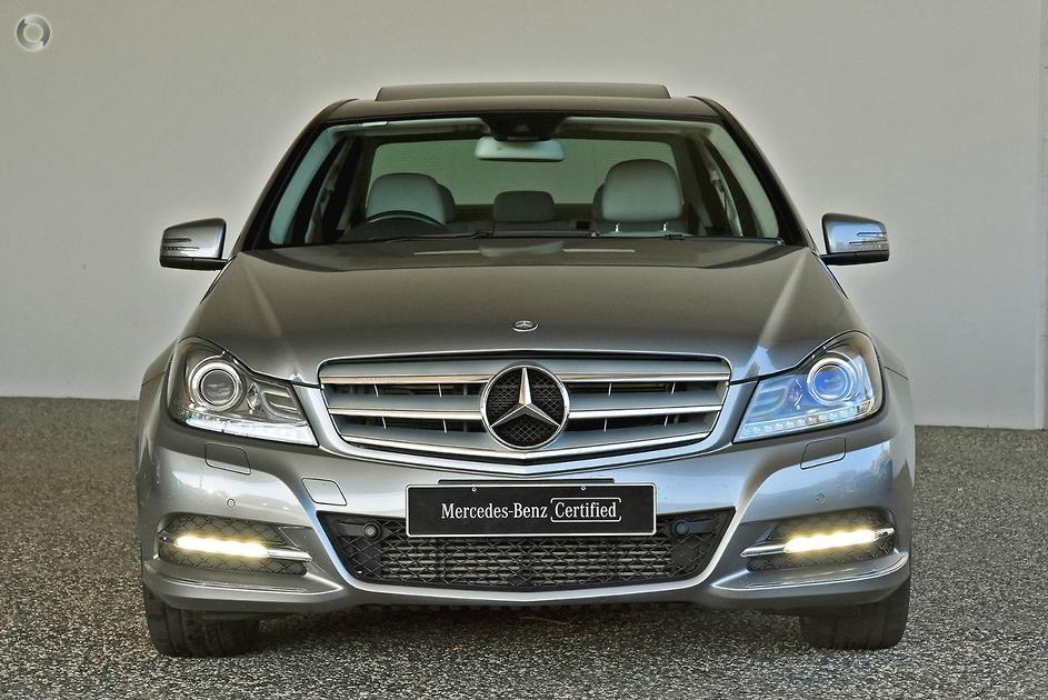 2012 Mercedes-Benz C 250 CDI BLUEEFFICIENCY AVANTGARDE Sedan