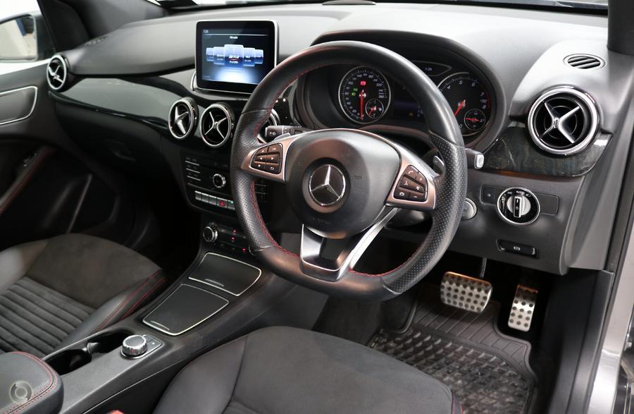 2015 Mercedes-Benz B 180 Sports Tourer