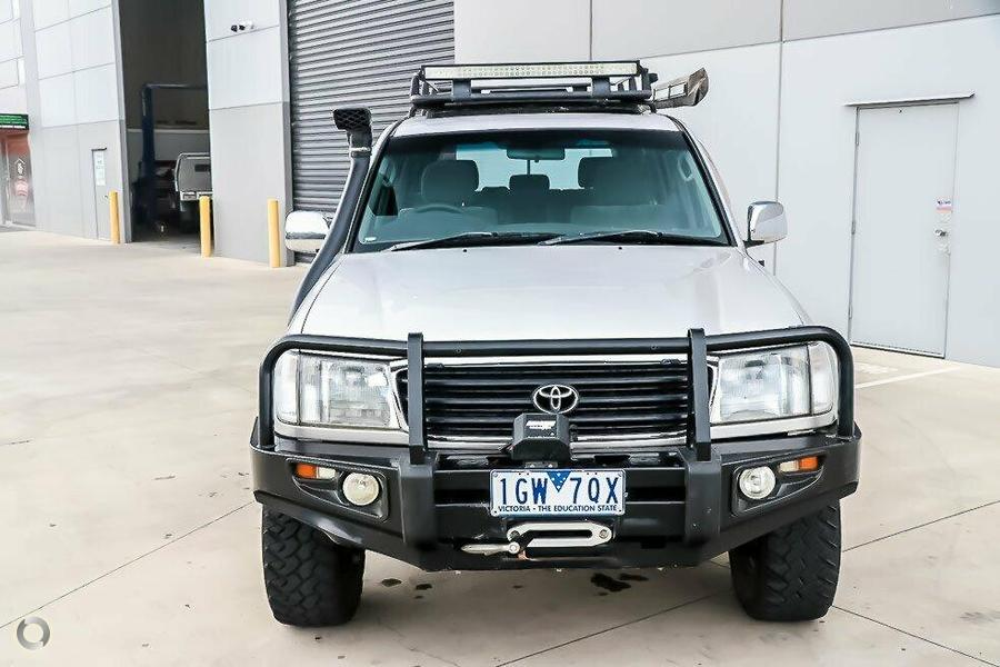 2001 Toyota Landcruiser GXV HDJ100R