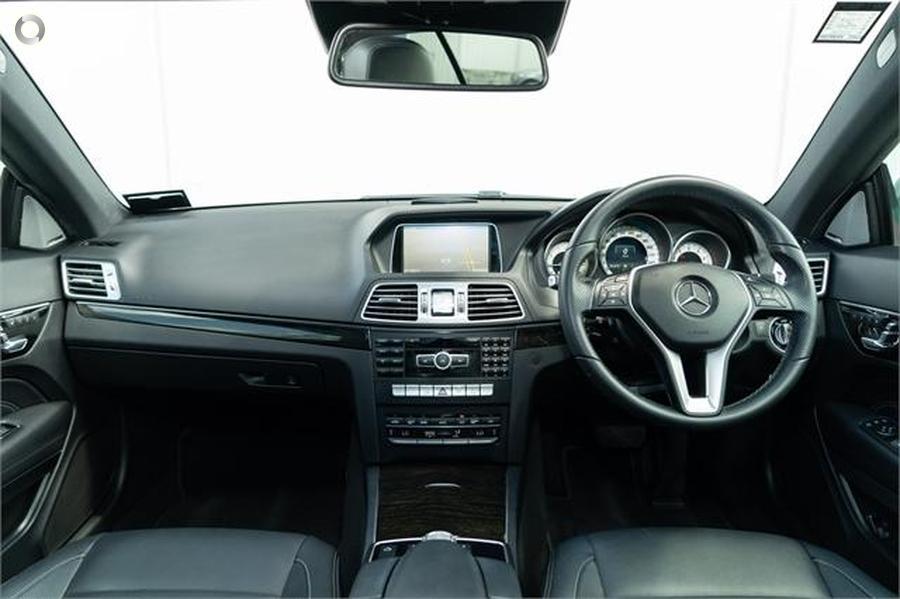 2013 Mercedes-Benz E 400 Coupe