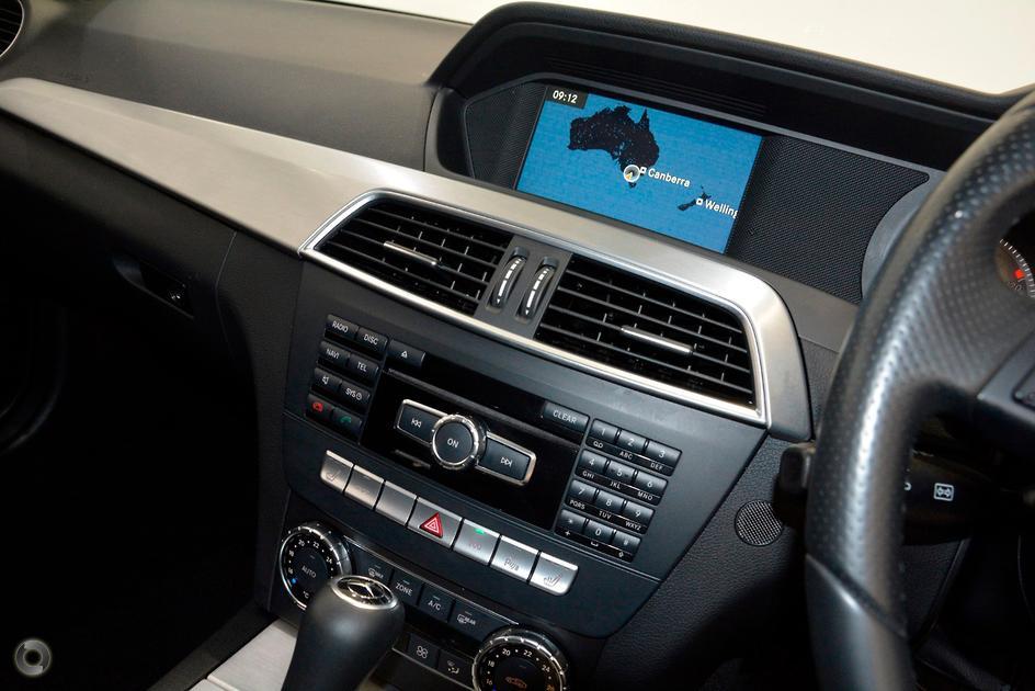 2012 Mercedes-Benz C 250 BLUEEFFICIENCY Coupé