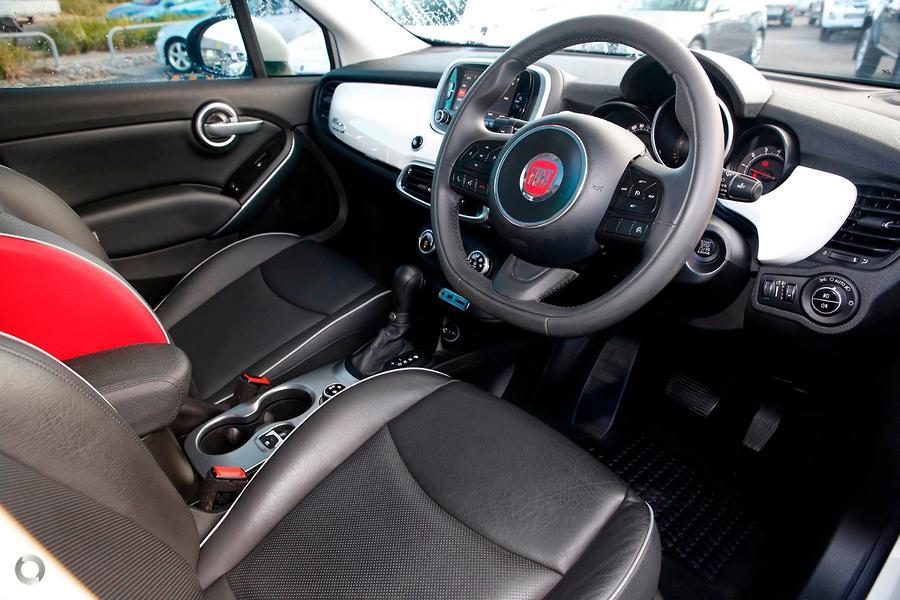 2017 Fiat 500X Pop Star 334