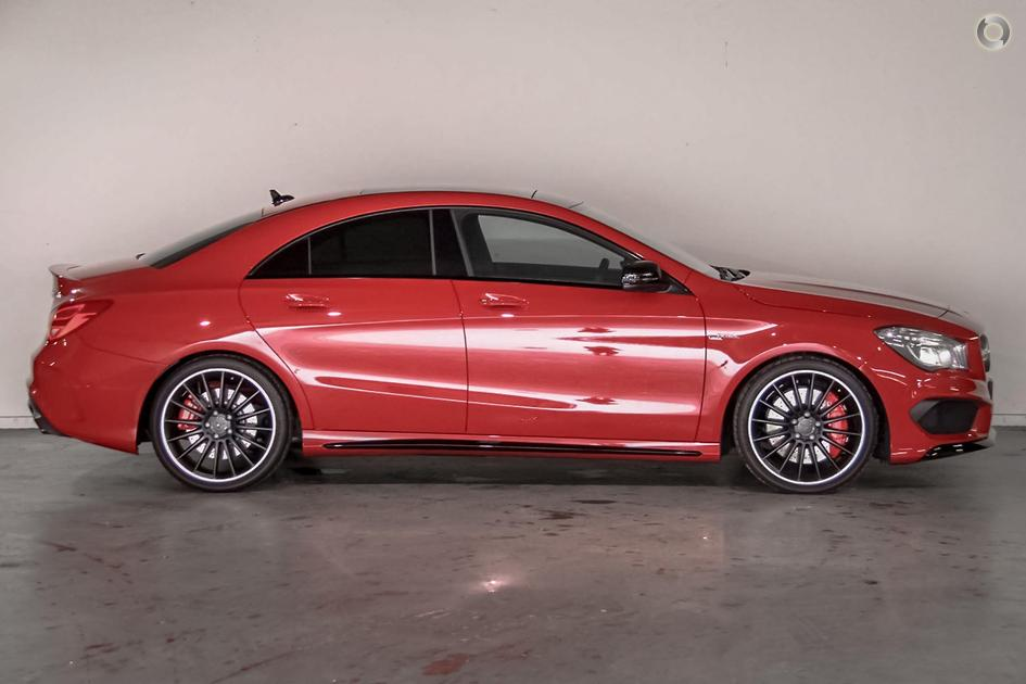 2016 Mercedes-Benz CLA 45 AMG Coupé