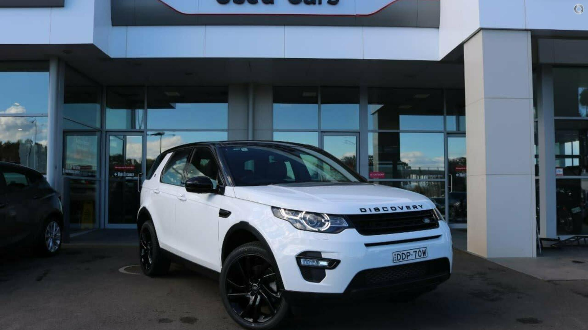 2016 Land Rover Discovery Sport TD4 HSE L550