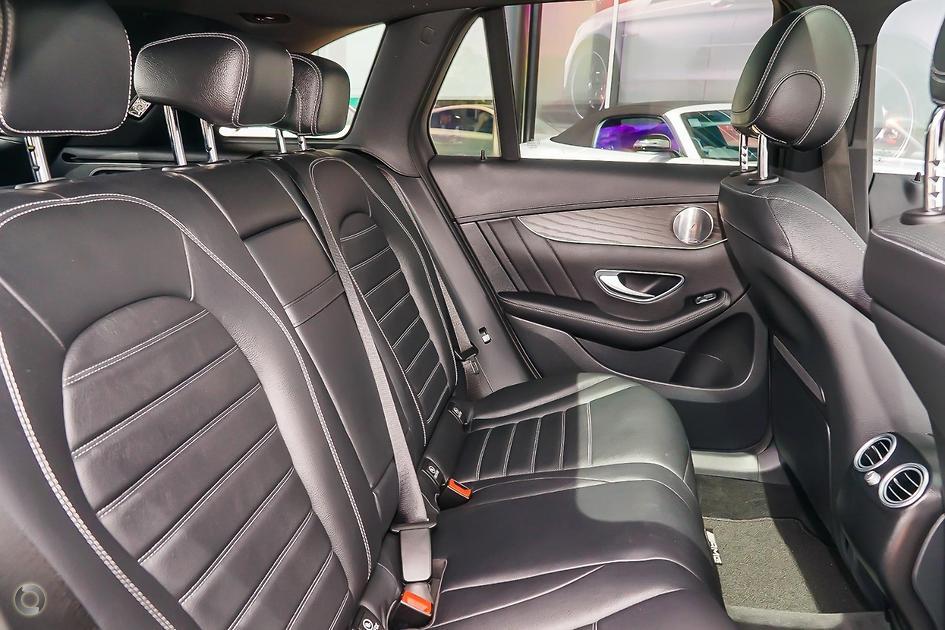 2017 Mercedes-Benz GLC 43 AMG Wagon