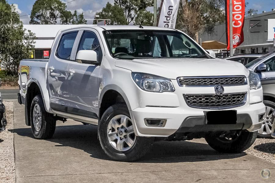 2015 Holden Colorado LT RG