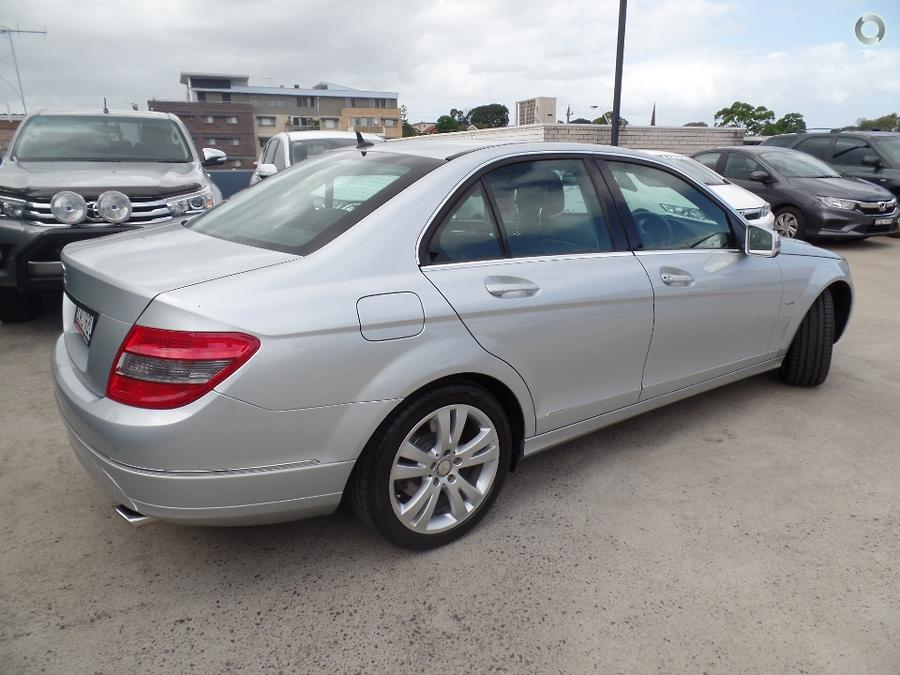 2009 Mercedes-Benz C280 Avantgarde W204