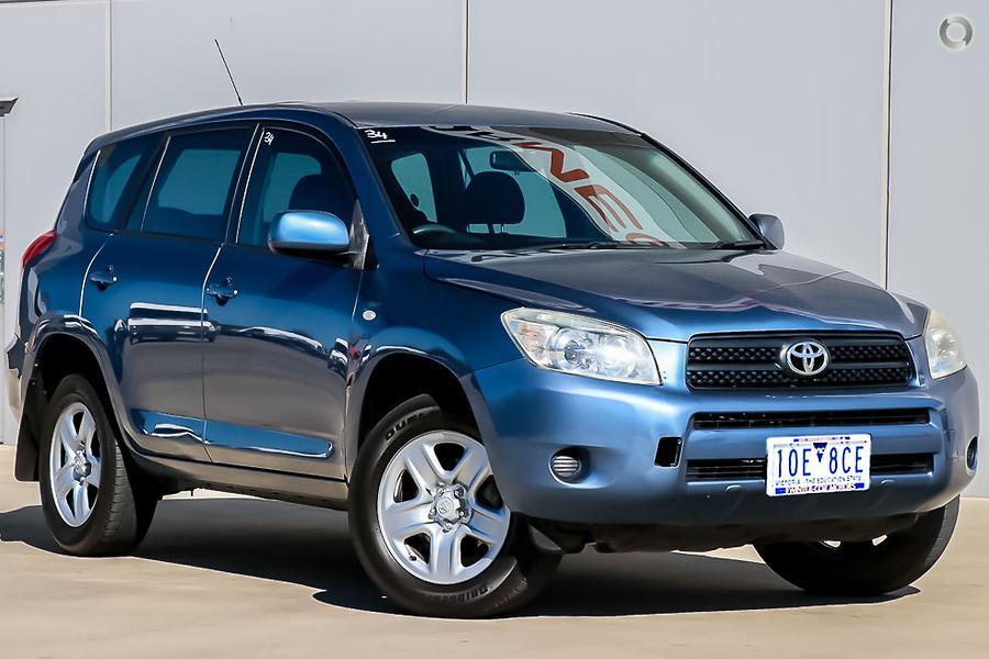2008 Toyota Rav4 CV ACA33R