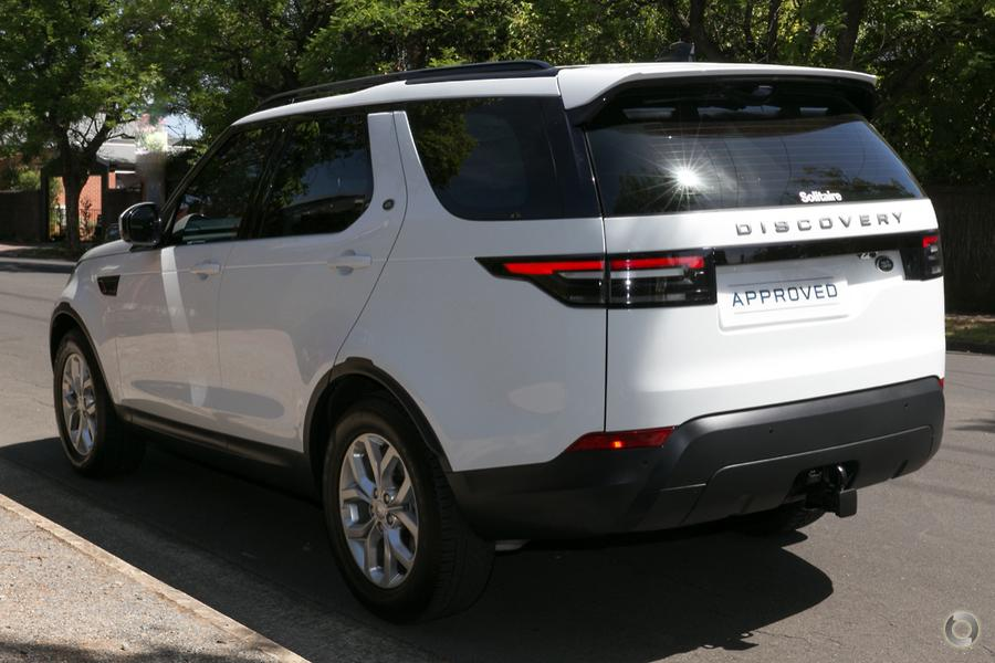 2018 Land Rover Discovery SD4 S Series 5