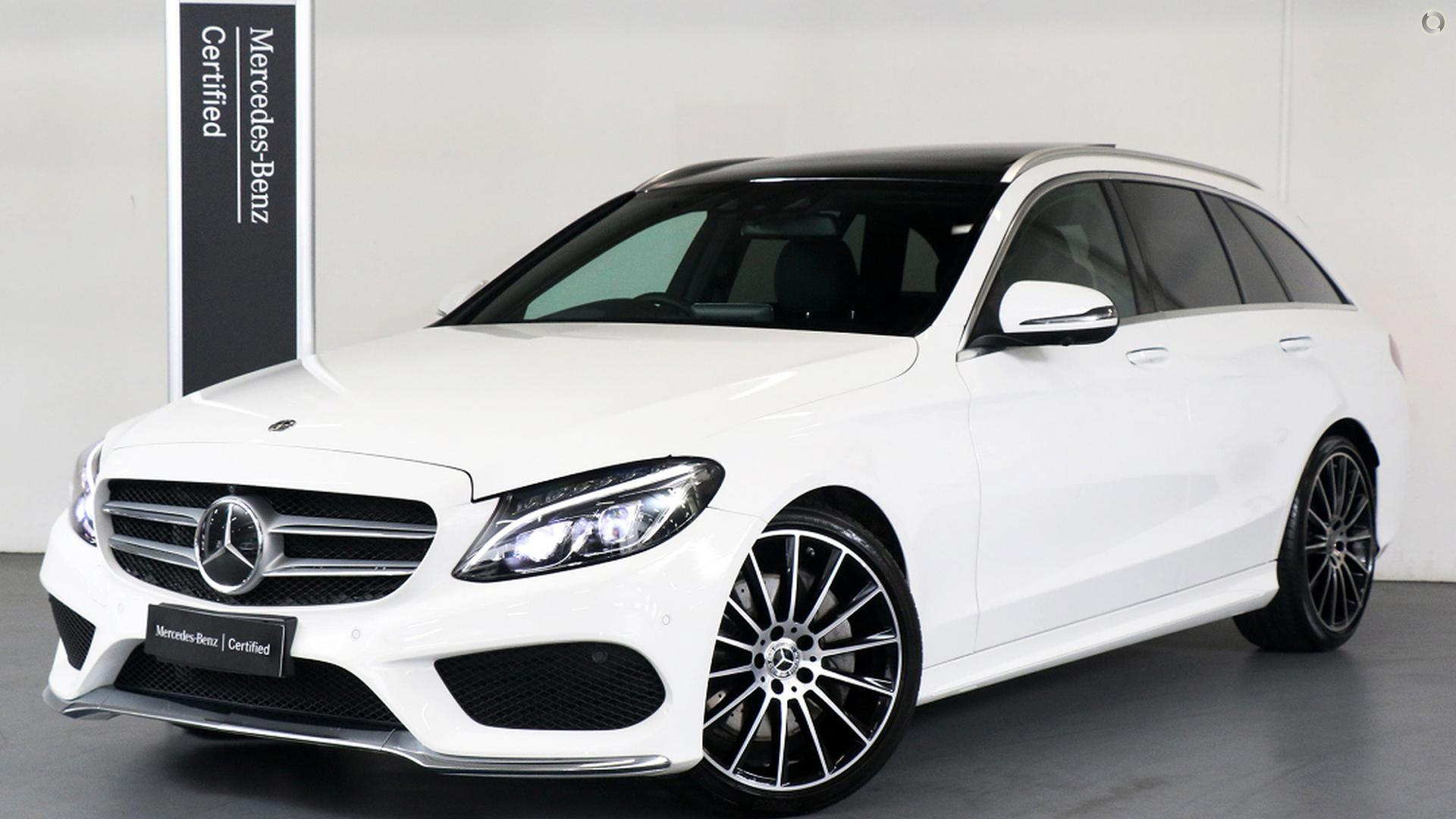 2017 Mercedes-Benz C 300 Estate