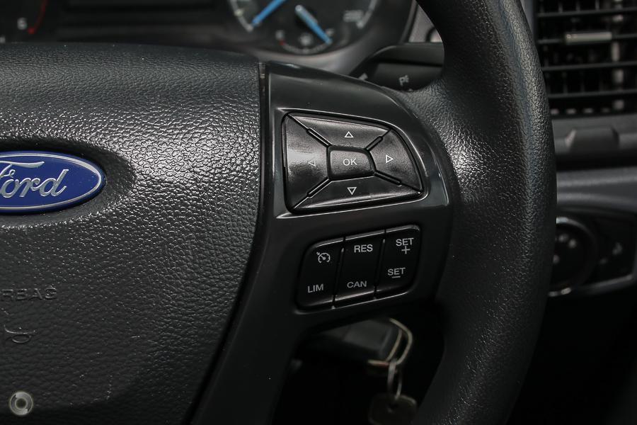 2016 Ford Ranger XL Hi-Rider PX MkII