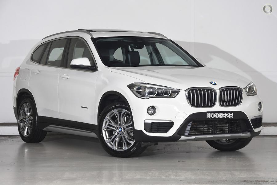 2015 BMW X1 sDrive18d