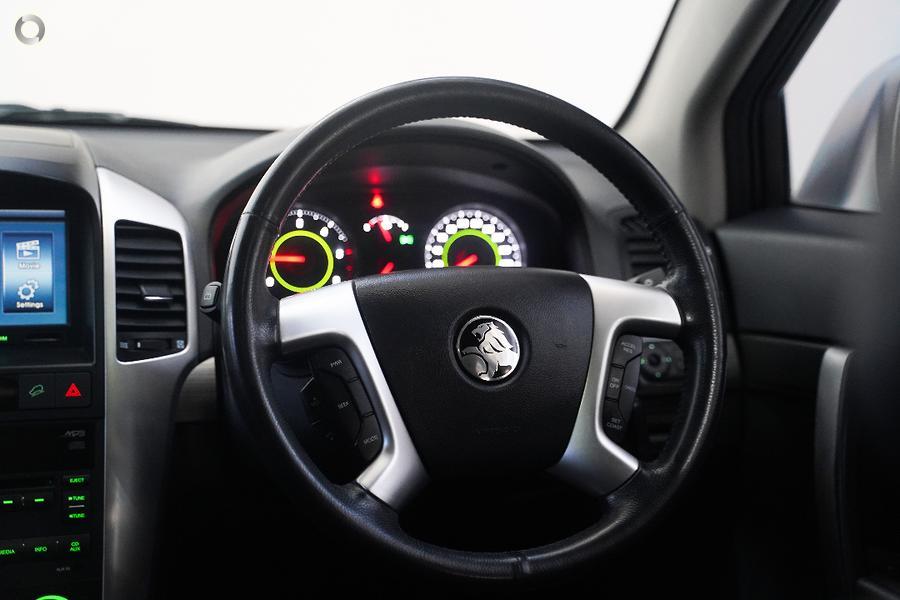 2010 Holden Captiva LX CG