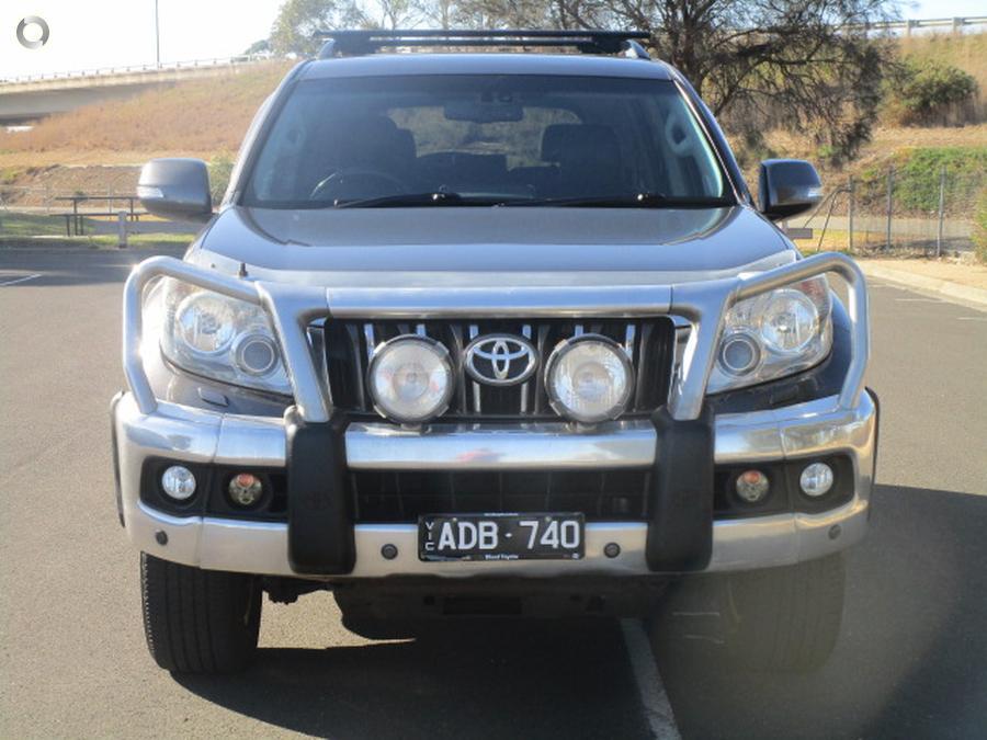 2010 Toyota Landcruiser Prado VX KDJ150R