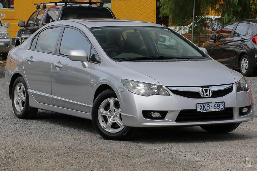 2009 Honda Civic 40th Anniversary 8th Gen