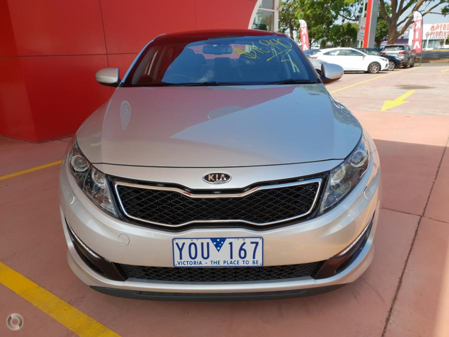 2011 Kia Optima Platinum TF