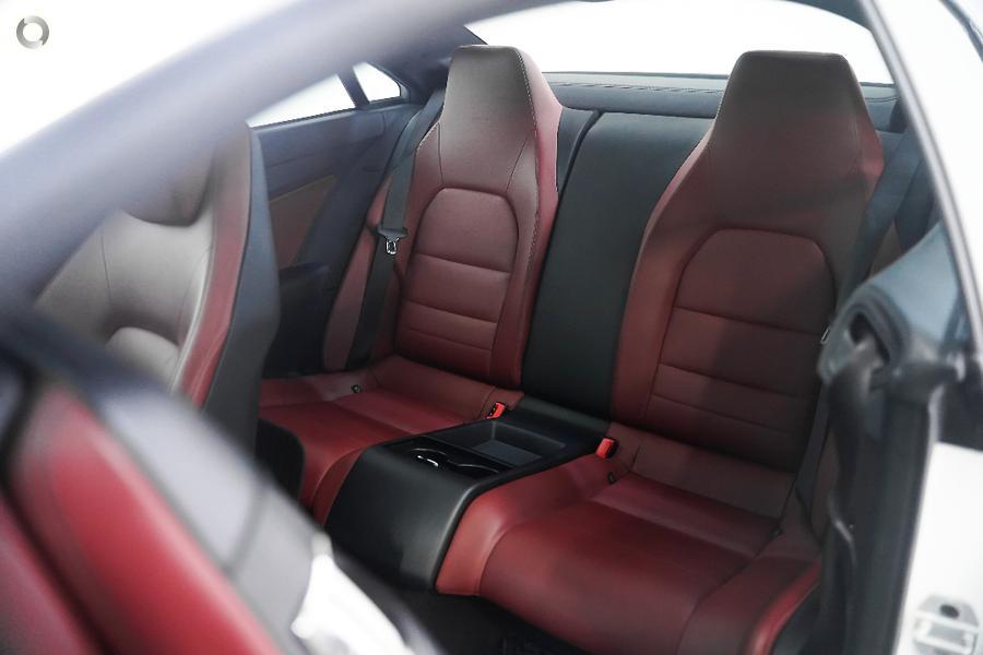 2013 Mercedes-Benz E350 BlueEFFICIENCY Avantgarde C207