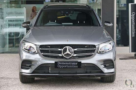 2019 Mercedes-Benz GLC 350 D