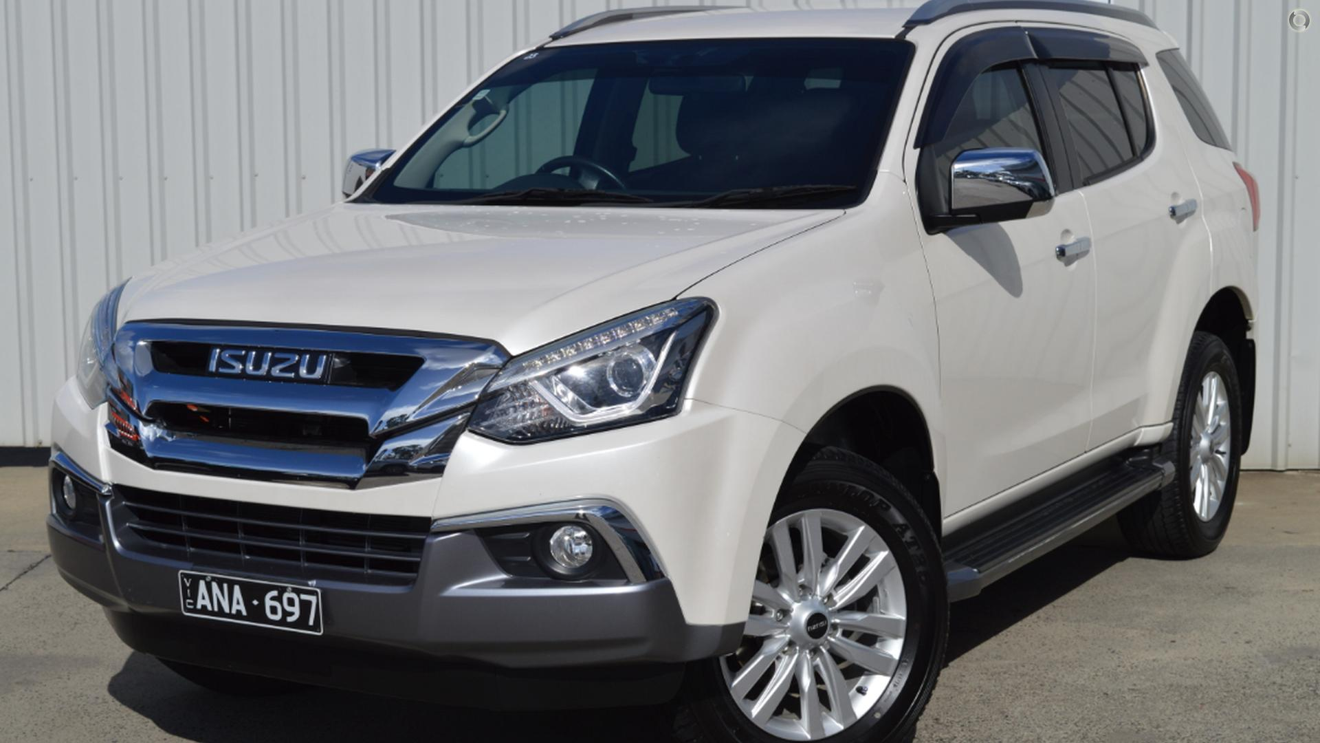 2017 Isuzu MU-X (No Series)