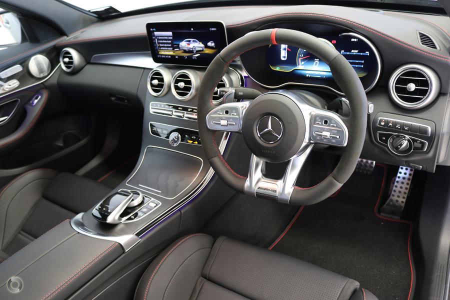 2020 Mercedes-AMG C 43 Sedan