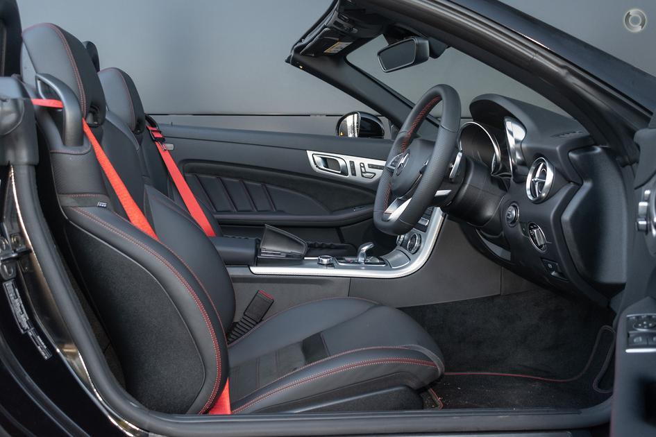 2019 Mercedes-Benz SLC 43 Roadster