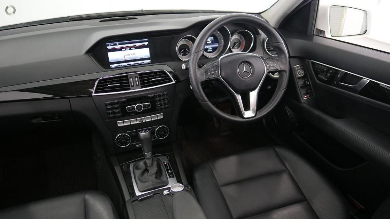 2012 Mercedes-Benz C 250 BLUEEFFICIENCY AVANTGARDE Sedan