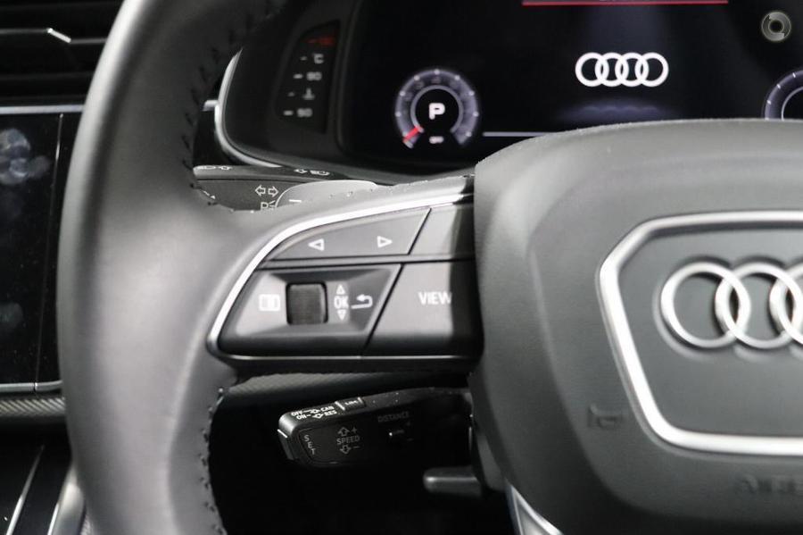 2019 Audi Q8 55 TFSI