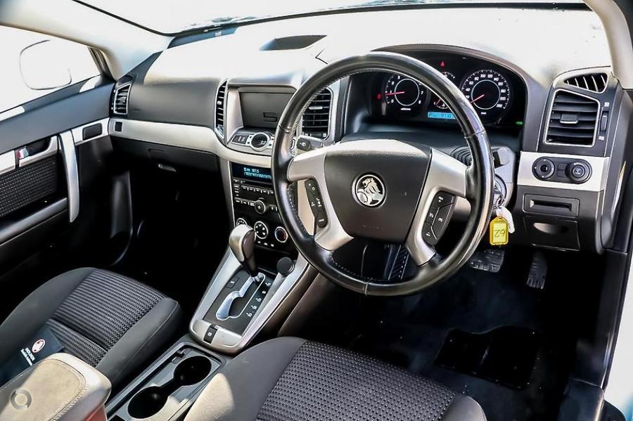 2013 Holden Captiva 7 SX CG Series II