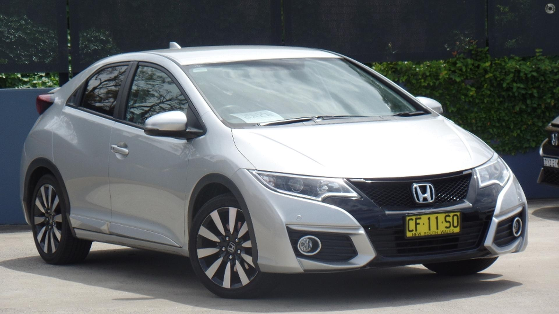 2015 Honda Civic 9th Gen