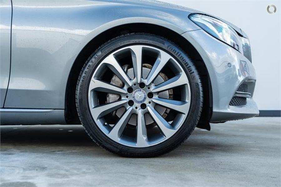 2014 Mercedes-Benz C 250 CDI Sedan