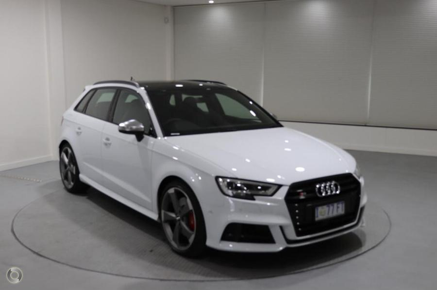 2019 Audi S3