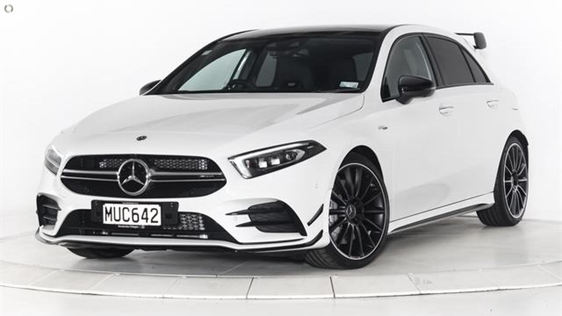 2020 Mercedes-AMG A 35 Hatch