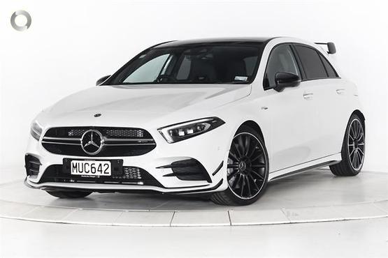 2020 Mercedes-AMG <br>A 35